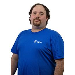 Andrew Line: Lead Packer/Machine Operator